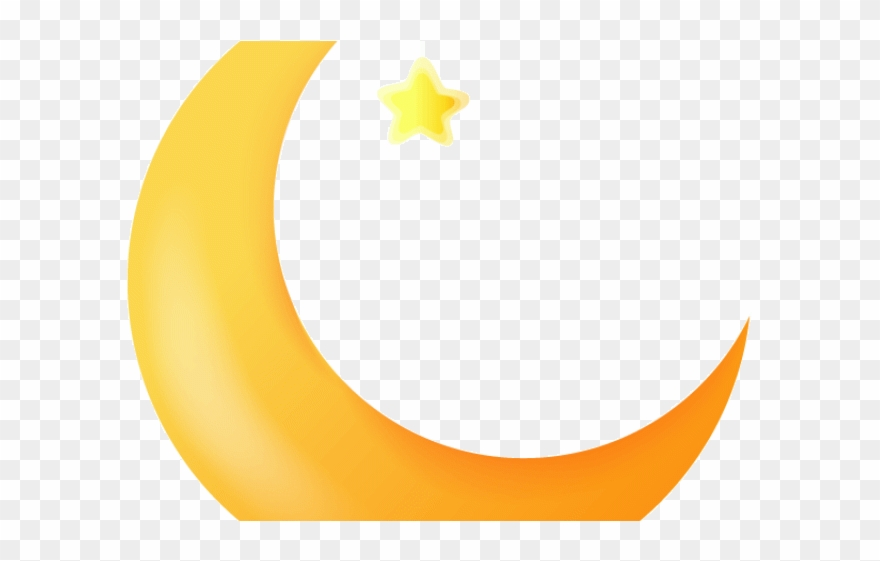 Crescent pinclipart . Clipart moon cartoon