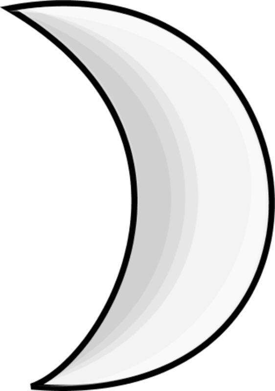 Clipart moon chalkboard. Hubpicture pin