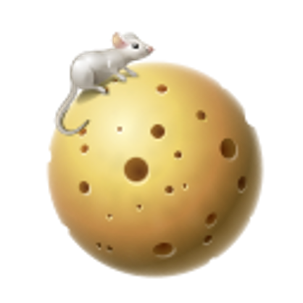 Clipart moon cheese. Planet mouse sticker by
