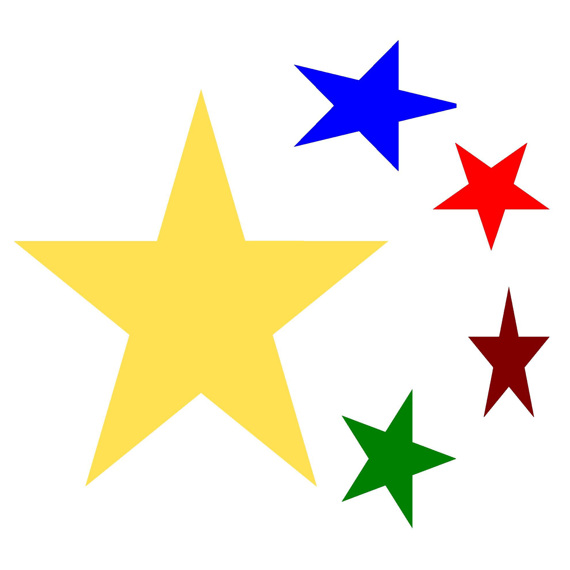 Kindergarten clipart star. Christmas clip art outline