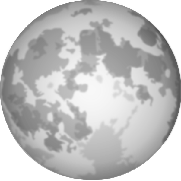 Halloween pictures cliparts co. Clipart moon creepy
