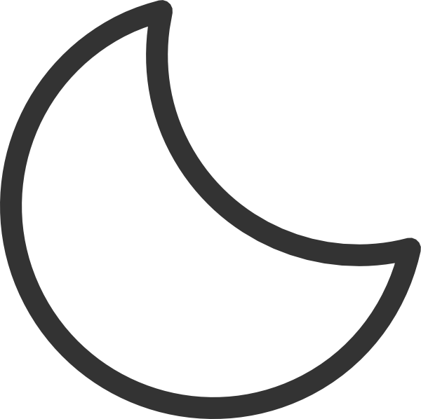 Moon clipart route. Clip art at clker