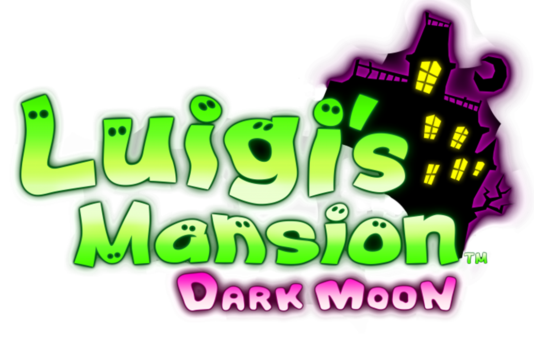 Image luigi s mansion. Clipart moon dark moon