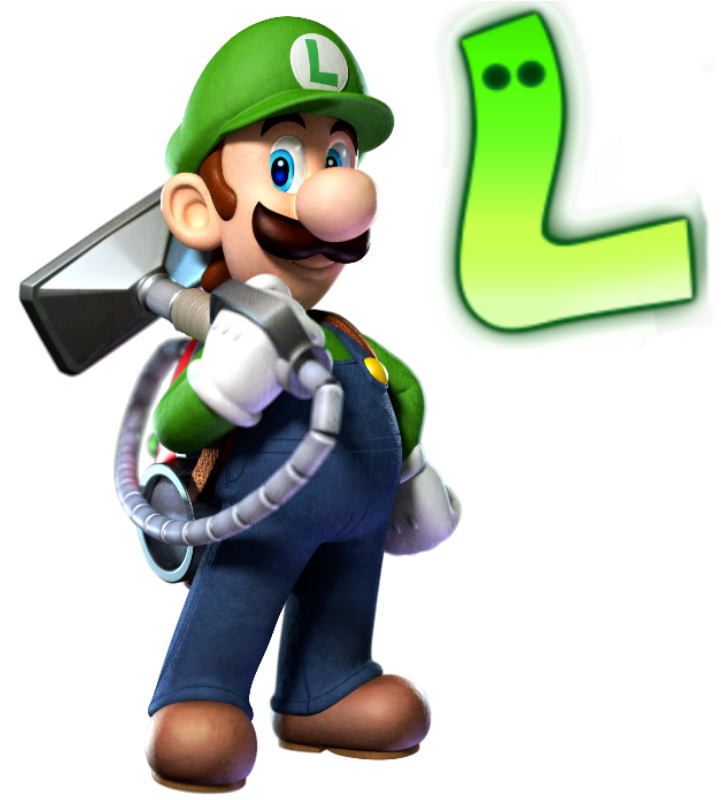 Game l luigi s. Clipart moon dark moon