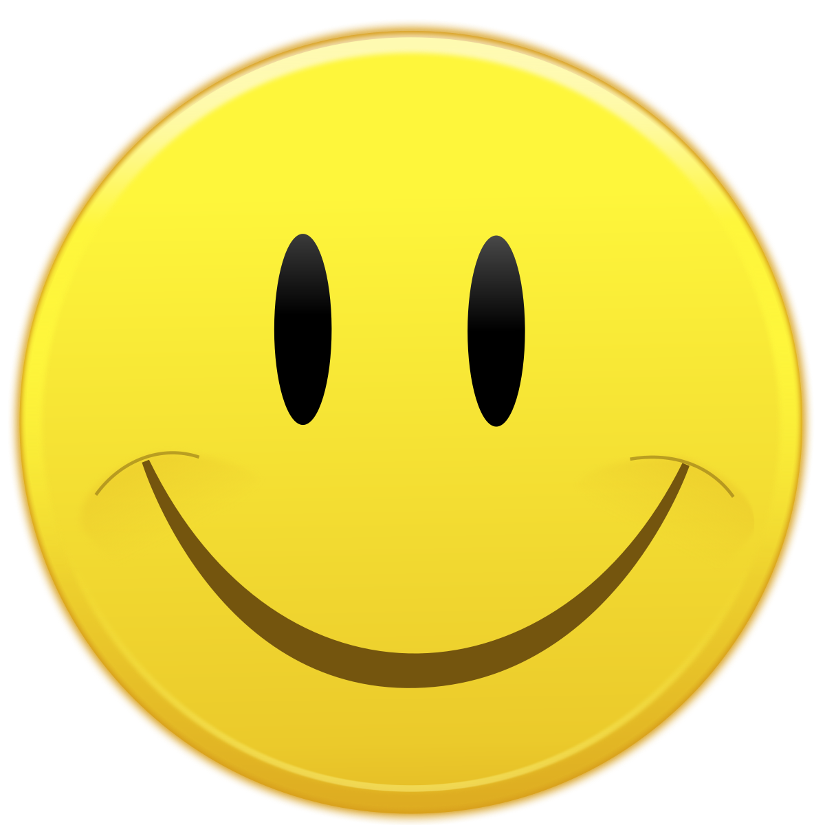 Smiley wikipedia . Positive clipart smile