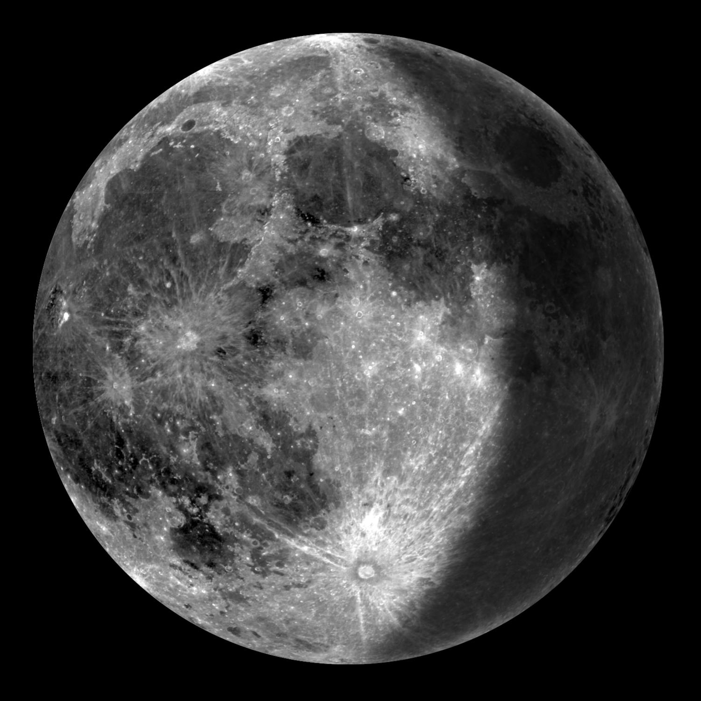 Clipart moon floor. Waning gibbous x png