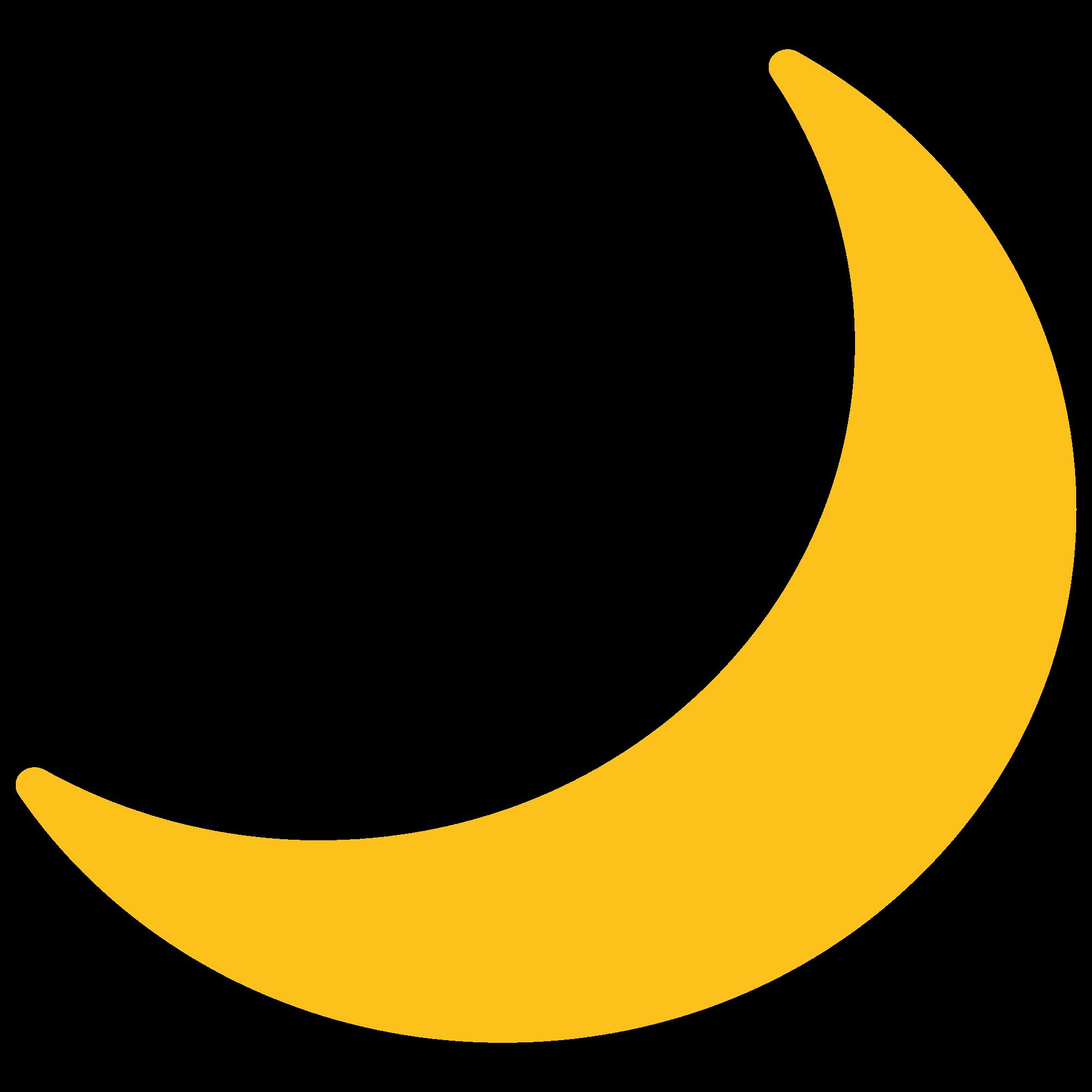 Emoji transparent png stickpng. Glitter clipart moon