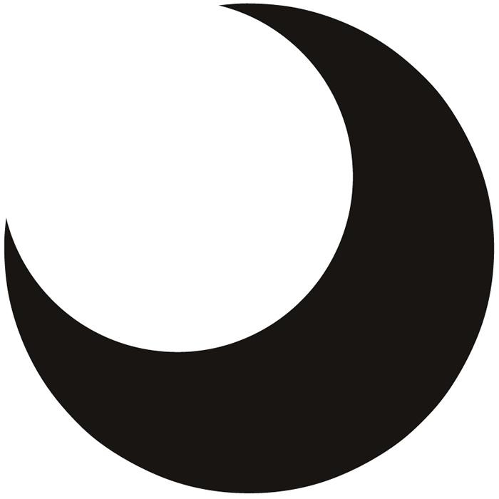 Clipart moon jpeg. Clip art black and