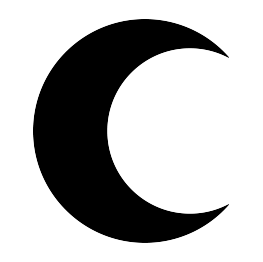 Free silhouette cliparts download. Clipart moon jpeg