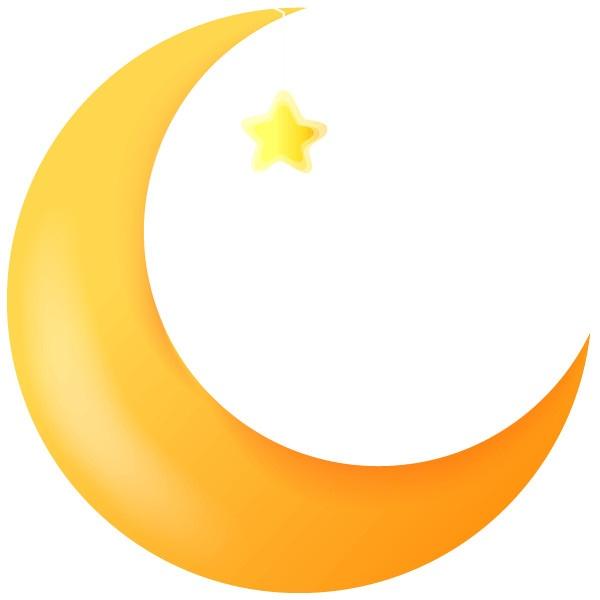 Transparent background gclipart com. Clipart moon jpeg
