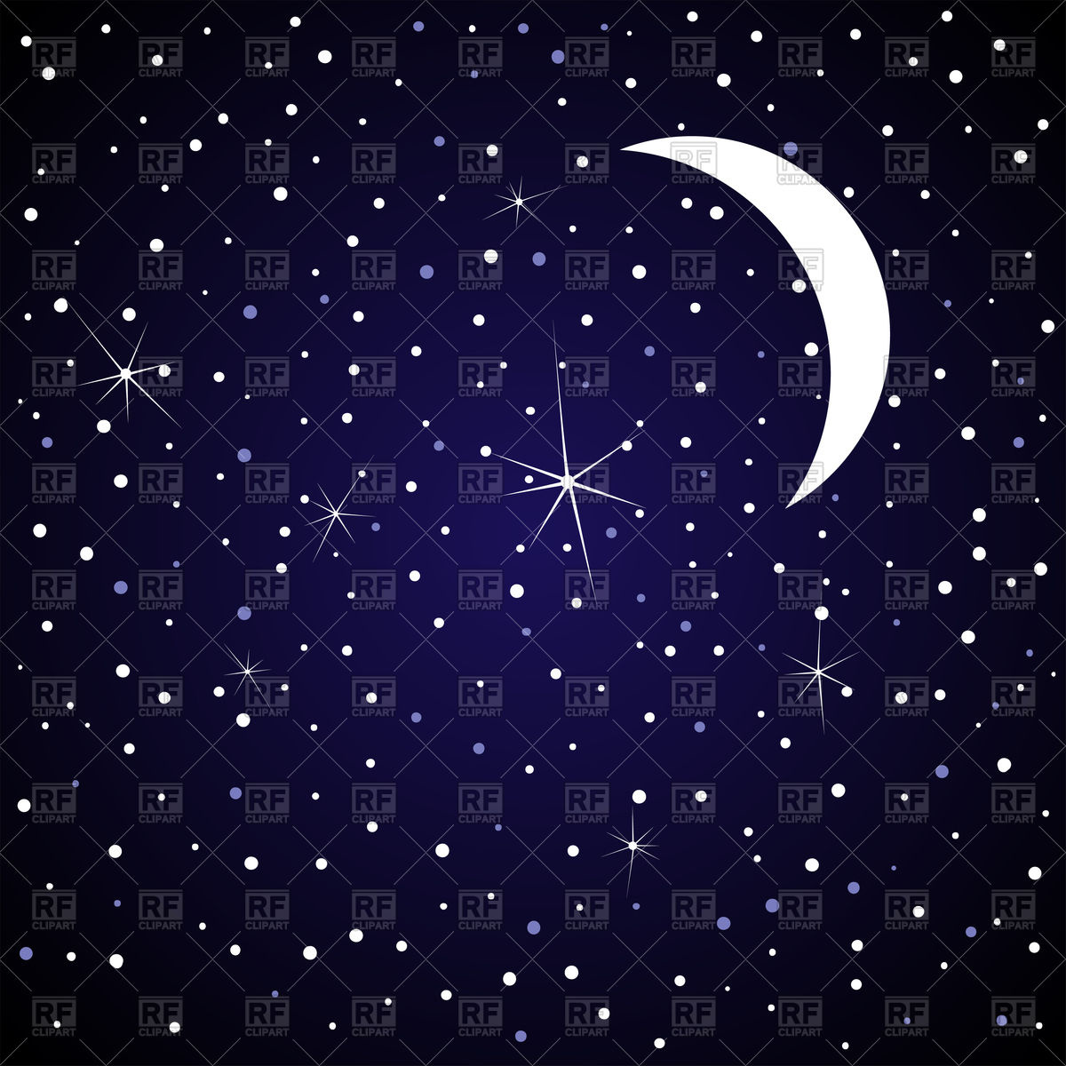 Clipart star night sky. Free stars cliparts download