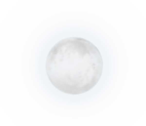 Moon clipart night. White png picture gallery