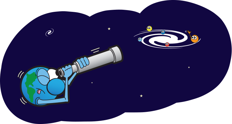 Glossary nasa place a. Planet clipart space stuff