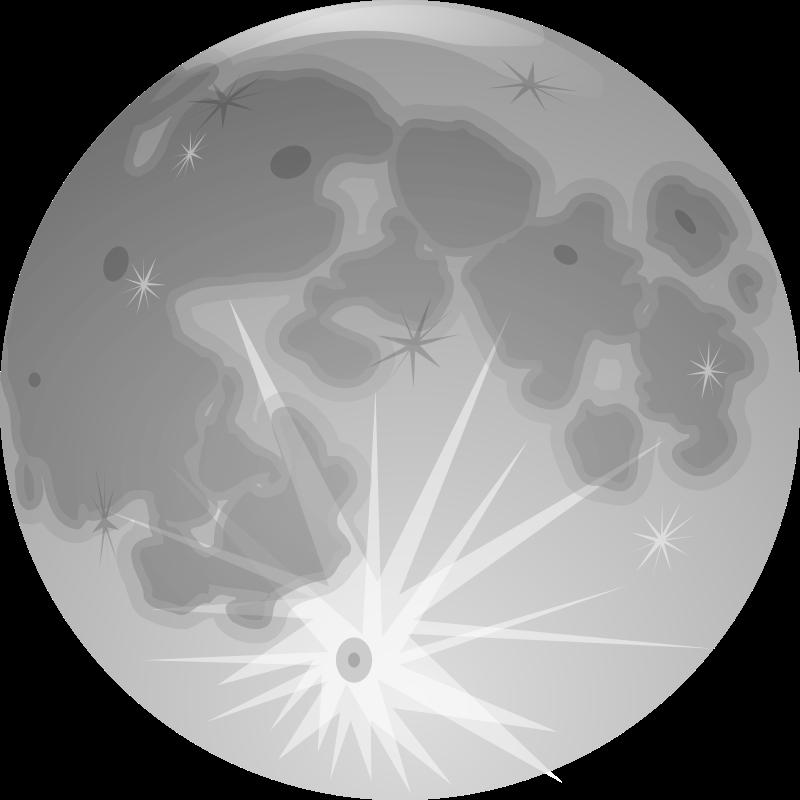 Medium image png . Clipart moon pdf