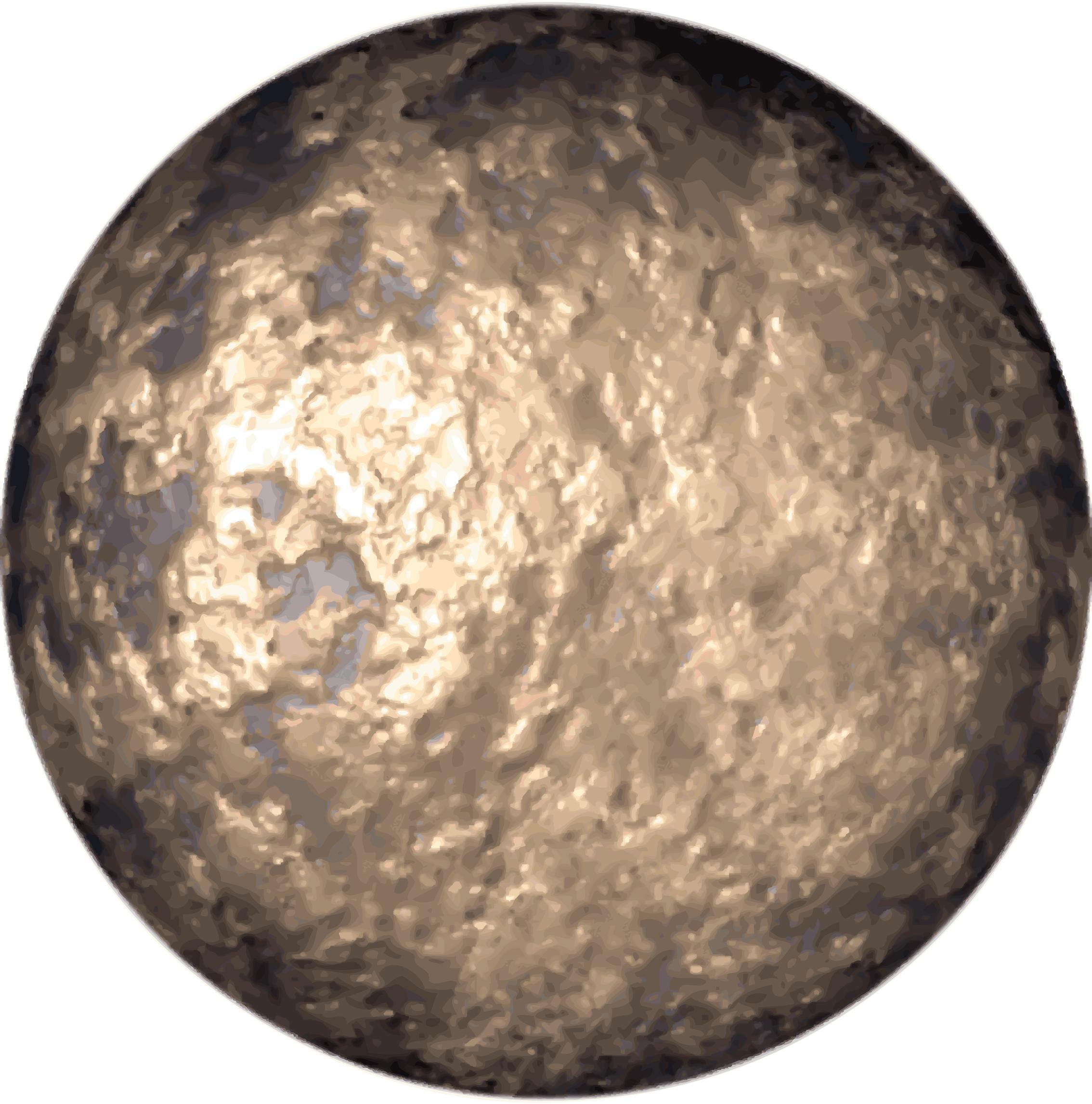 Big image png. Clipart moon pretty