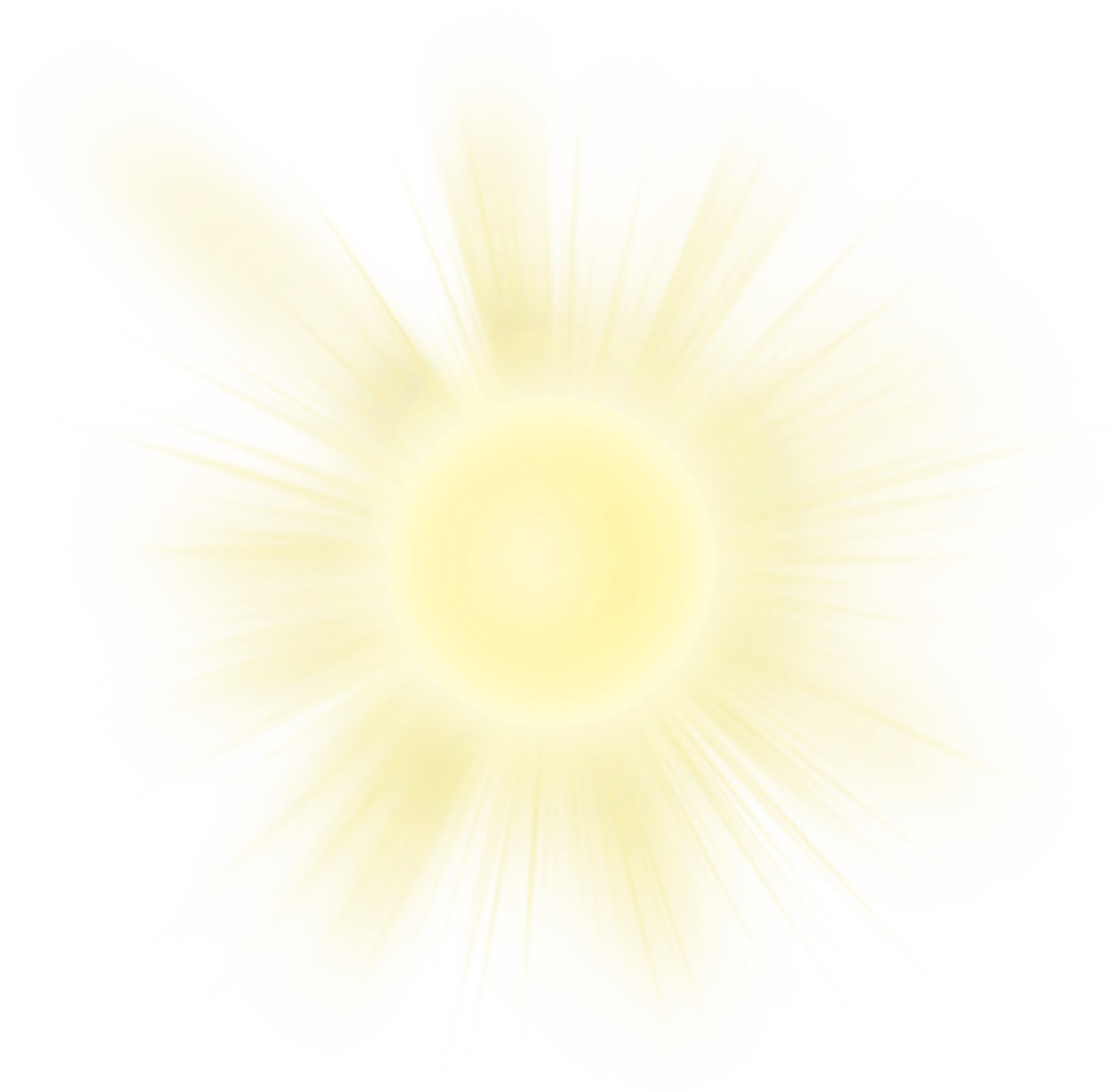 Lights clipart sun rays. Transparent realistic png gallery