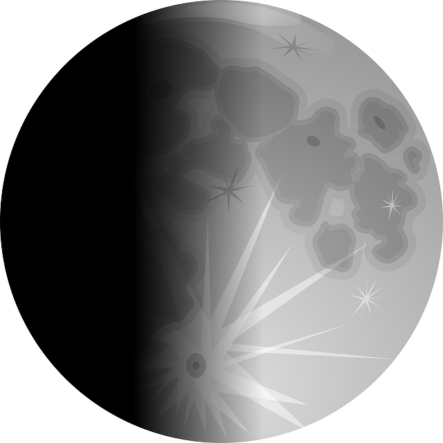 Facts for kids the. Planets clipart full moon