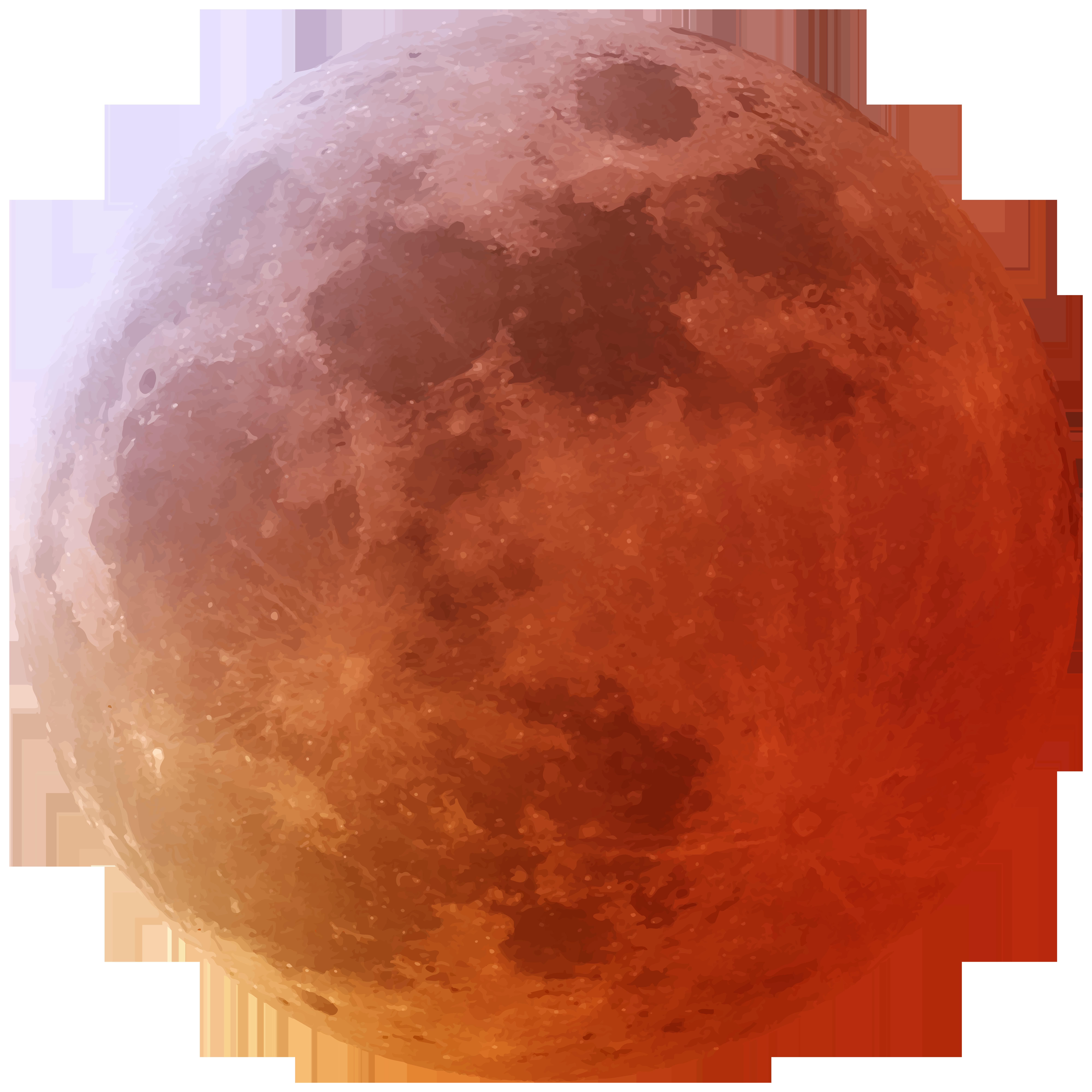 Moon clipart orange, Moon orange Transparent FREE for ...