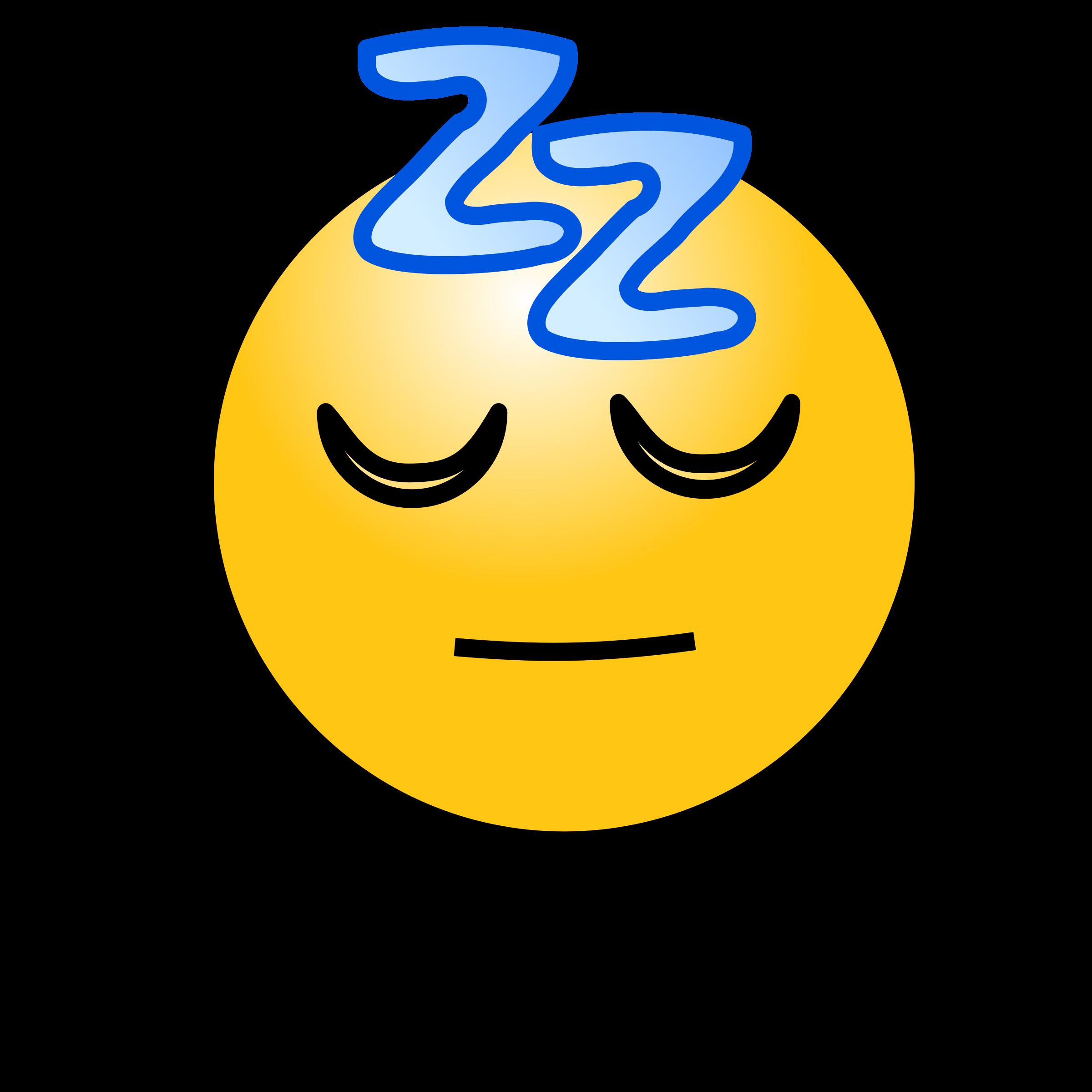 Sleepy cliparts sleeping face. Clipart moon sleep