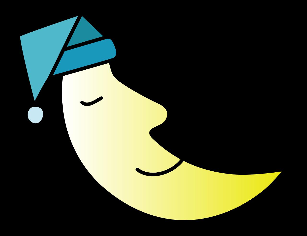 File svg wikimedia commons. Clipart moon sleep