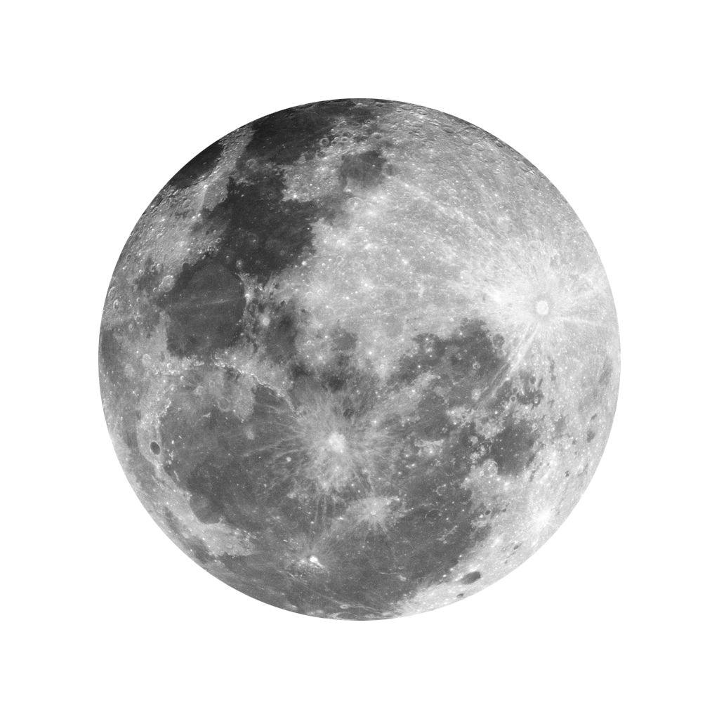 Png . Planet clipart full moon