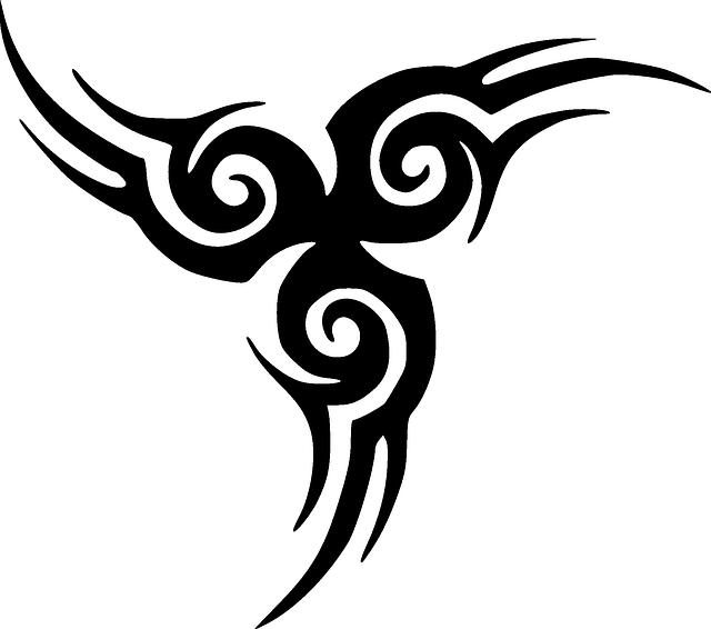 Girly clipart tribal. Free image on pixabay