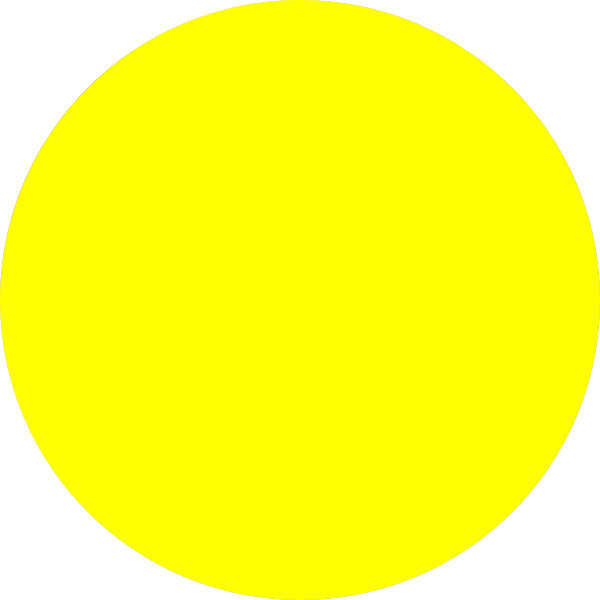 Shine clip art at. Clipart moon yellow