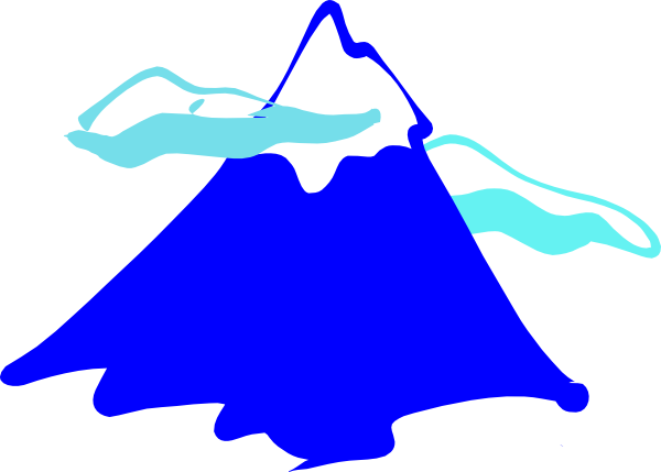 Glacier clipart mountain top. Free animated cliparts download
