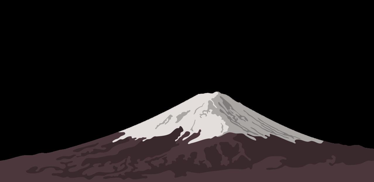 Clipart mountain bundok. Fuji png transparent images