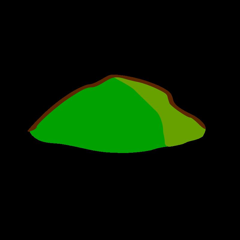 hill huge freebie. Clipart mountain bundok