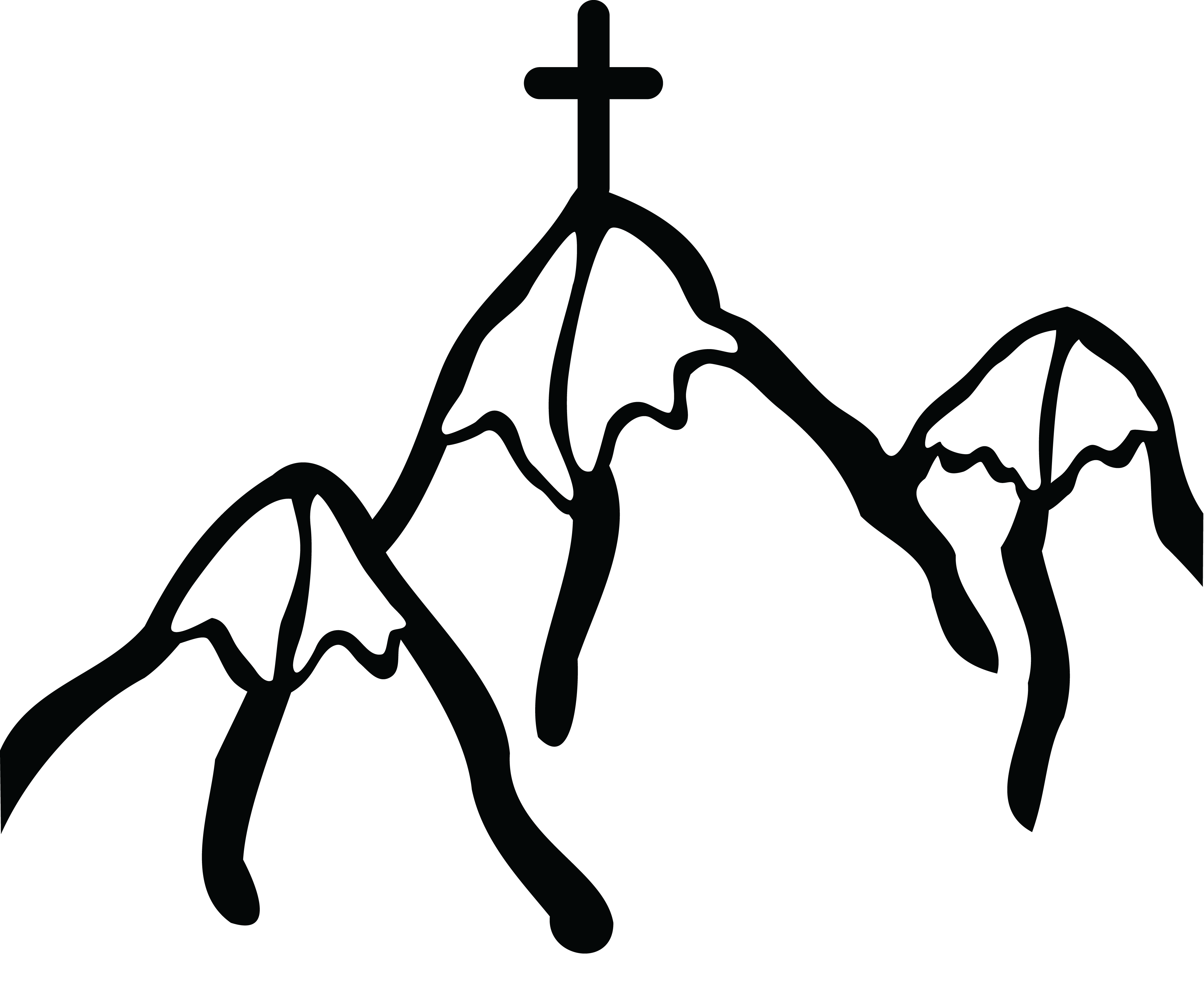 Clipart mountains black and white. Desktop backgrounds free of