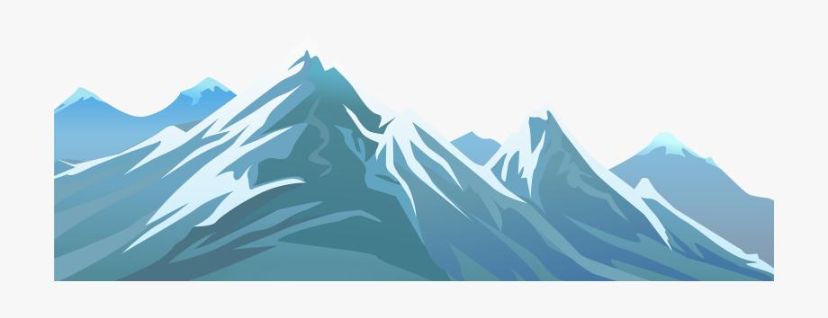 Mountain clipart moutain. Mountains free clip art