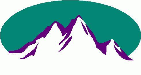 Mountain free images clipartix. Clipart mountains clip art