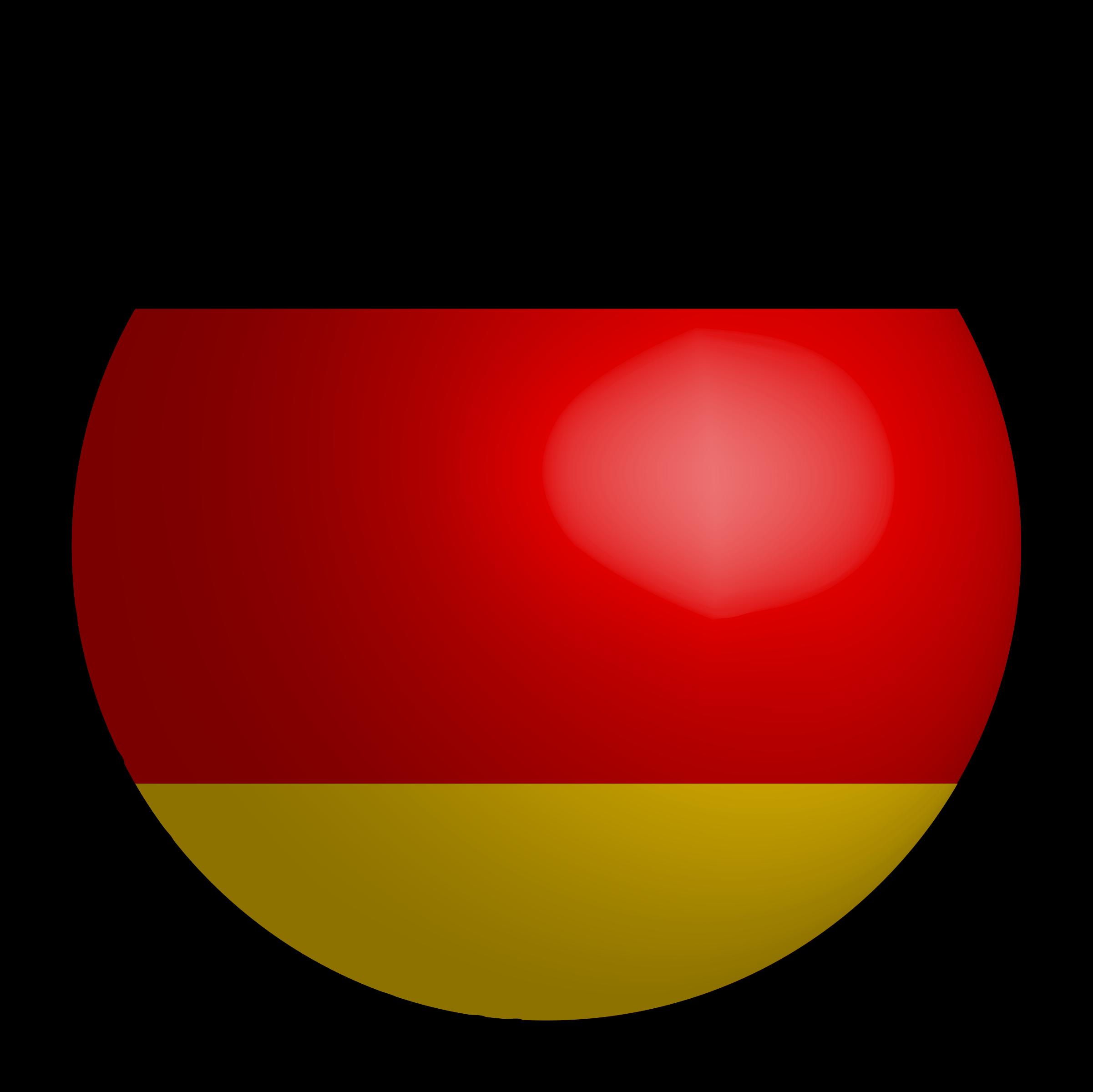 Flag of germany . German clipart thing german