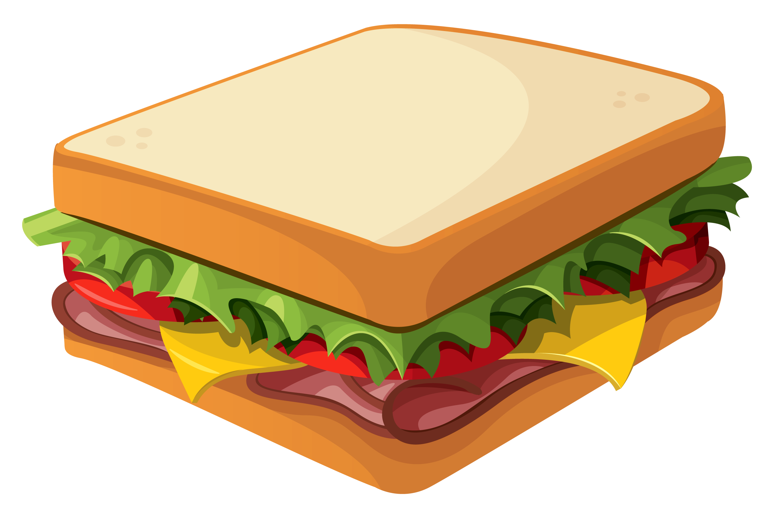 Clipart mountain food. Sandwiches clipground sandwich