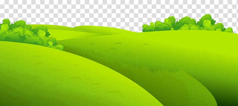 Clipart mountain ground. Green grass animated field