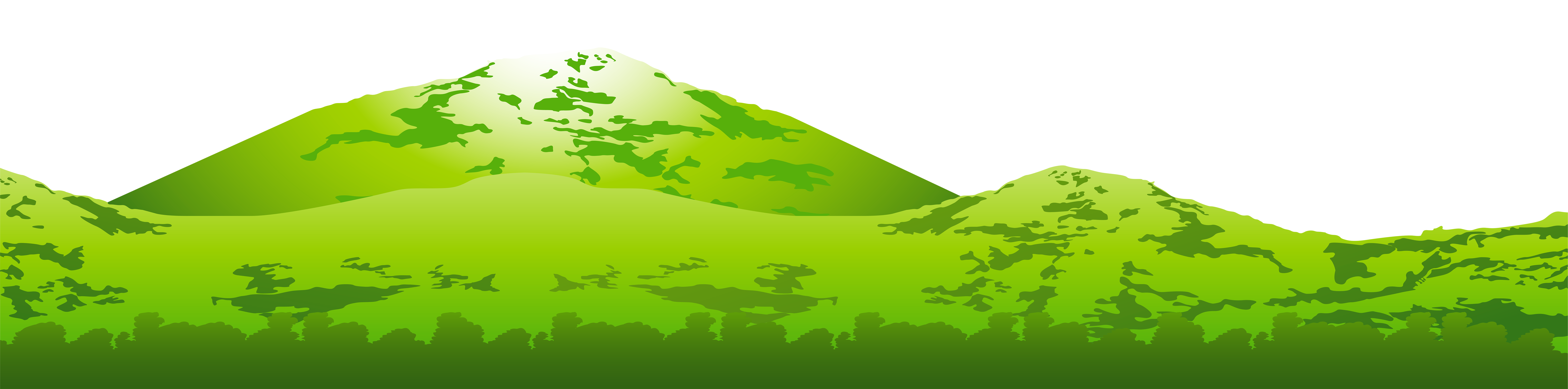 collection of transparent. Clipart mountain hill