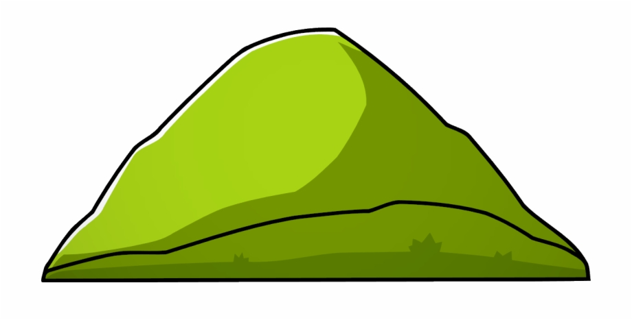 Png free images . Clipart mountain hill