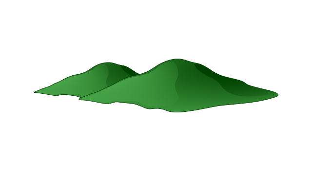 Hill clipart moutain. Free mountain cliparts download