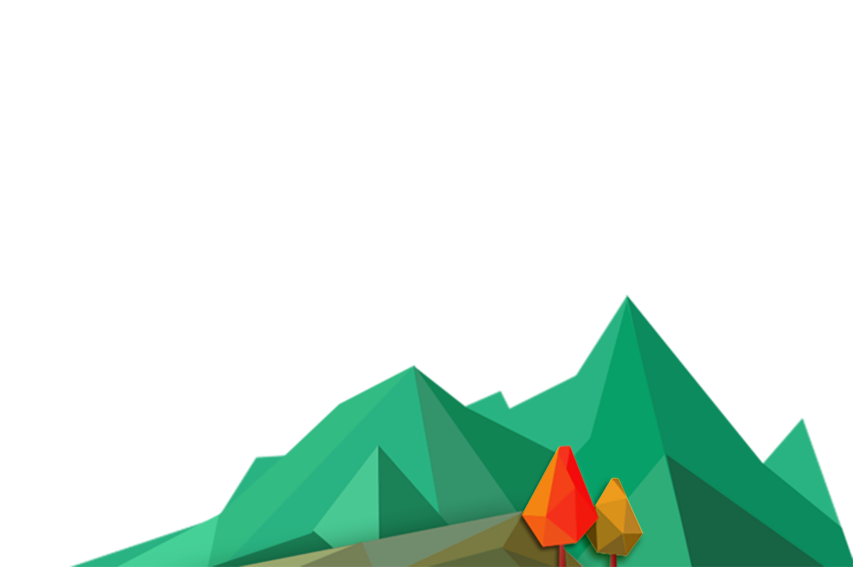 Mountain clipart mountain peak. Cartoon clip art green