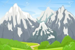 Clipart mountain mountain scenery. Portal