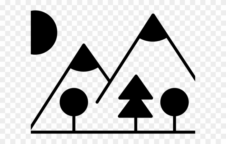 Png download . Clipart mountains mountain side
