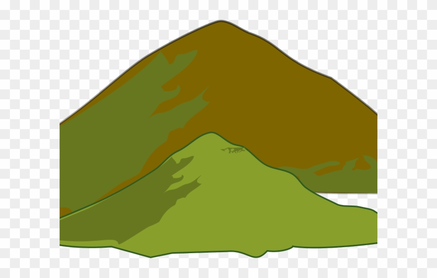 Mountain clipart mountain slope. Mountains png download