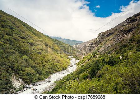 Mountain clipart mountain valley. Csp panda free