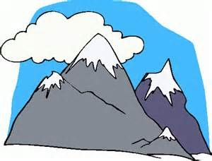 Clip art free bing. Clipart mountains snow mountain