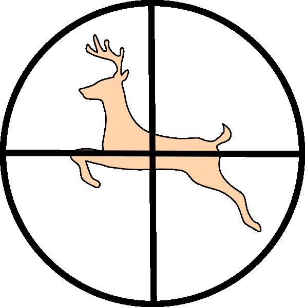 Clipart mountain outdoors. Hunting deer clip art