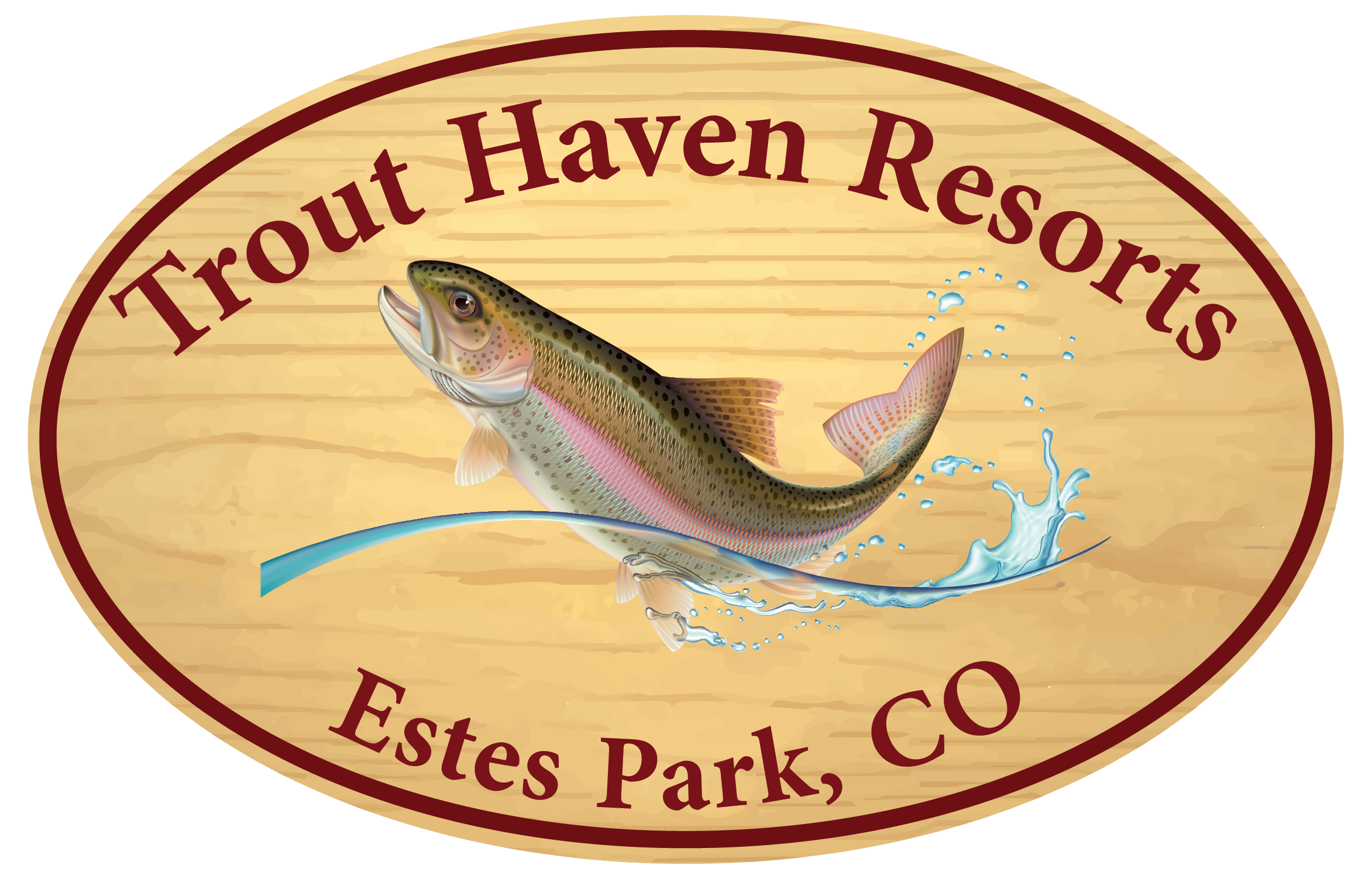 Haven resorts estes park. Trout clipart fish hatchery