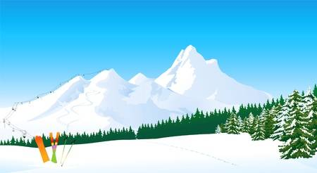 Clipart mountain snow mountain. Station