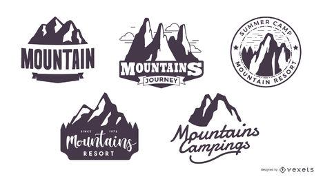 Clipart mountains vector. Mountain designs download royalty