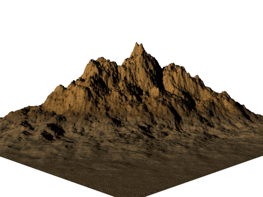 Clipart mountains volcanic mountain. Png free images toppng